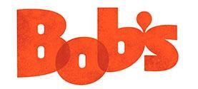 Logo Bobs em fundo branco
